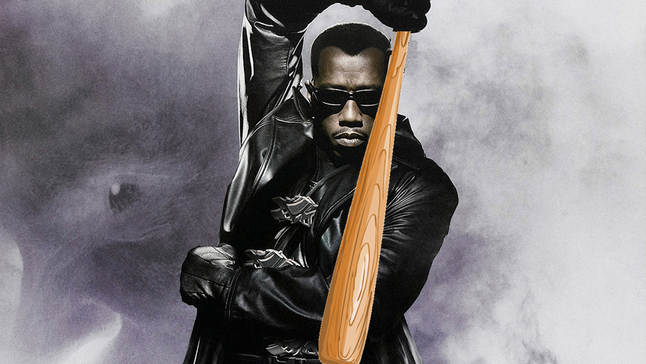 Blade to the rescue!