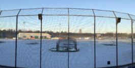Winter in de Rob Hoffmannvallei