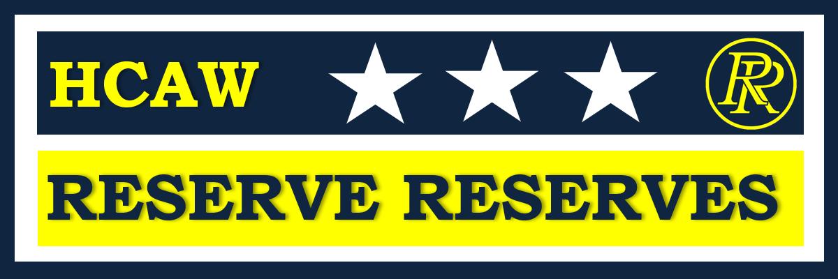 HCAW Reserve Reserves